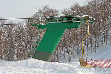 嵐山スキーリフト